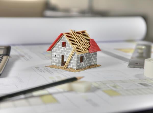 Кредитование на строительство дома