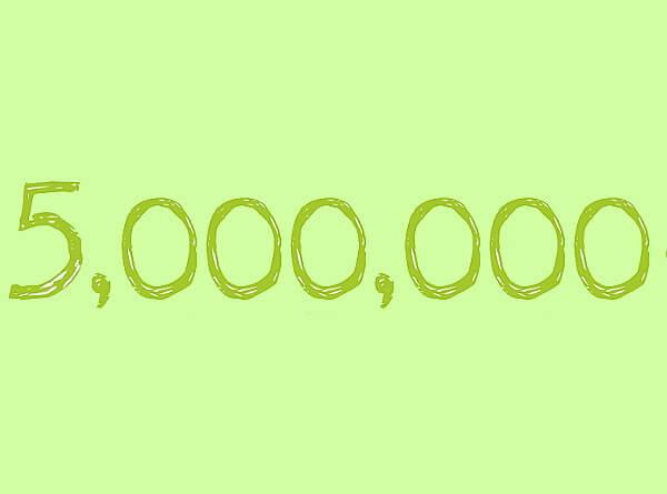 Кредит на 5000000 рублей