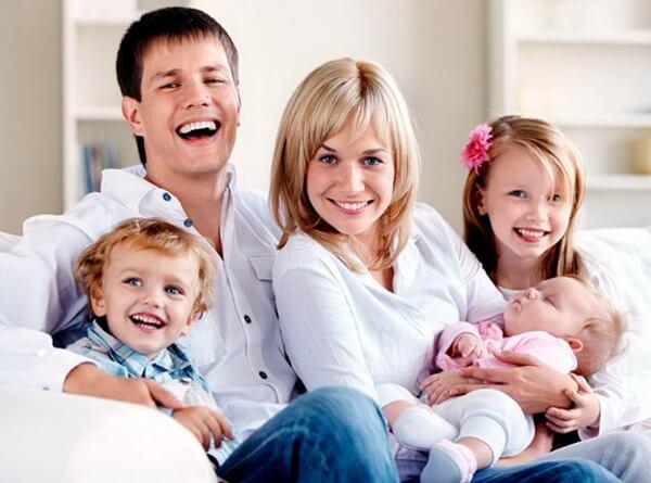 Получение ипотеки для многодетной семьи в Сбербанке