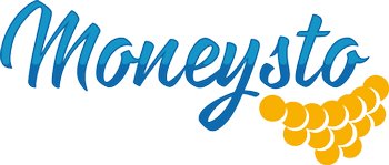 Логотип Moneysto